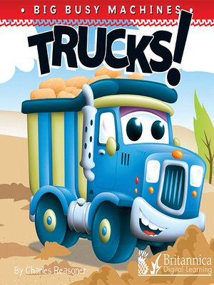 cover image of Trucks!